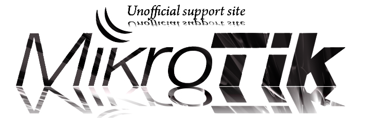 MikroTik Unofficial Support Forum